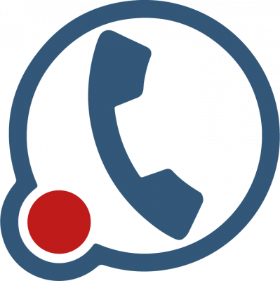 VoIP call recording icon