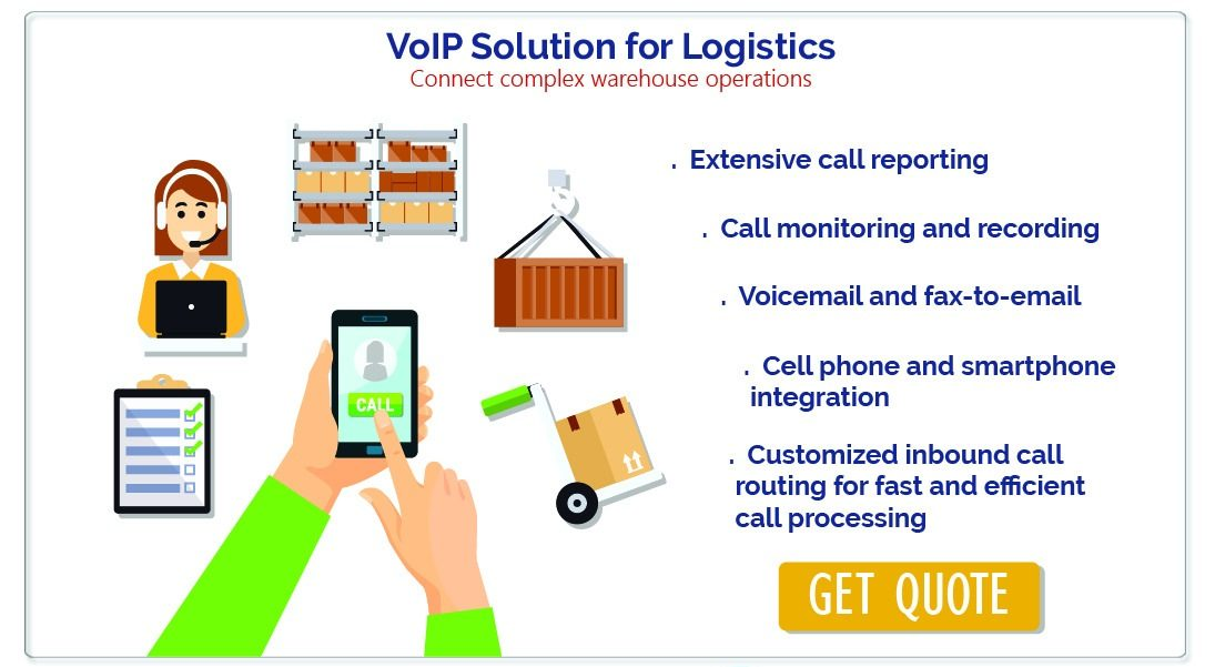 Boost your logistic business